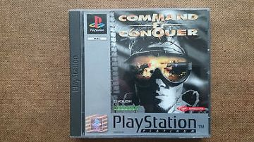 Command and Conquer  PS1  Game